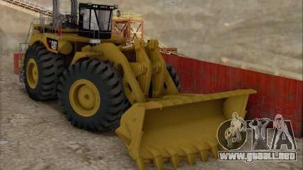 Caterpillar 994F para GTA San Andreas
