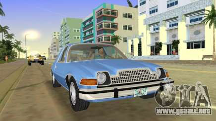 AMC Pacer DL 1978 para GTA Vice City