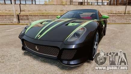 Ferrari 599 GTO PJ1 para GTA 4
