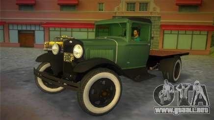 Ford Model AA 1930 para GTA Vice City