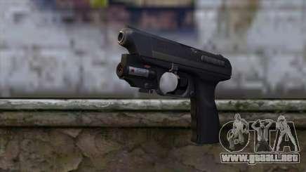 VP-70 Pistol from Resident Evil 6 v2 para GTA San Andreas