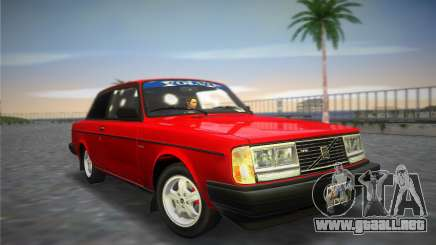 Volvo 242 Turbo Evolution para GTA Vice City