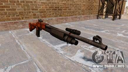 Ружье Benelli M3 Super 90 bacon para GTA 4