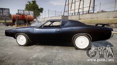 Dodge Charger 1971 para GTA 4 left