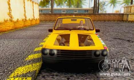 Dacia 1310 Sport Tuning v2 para GTA San Andreas left