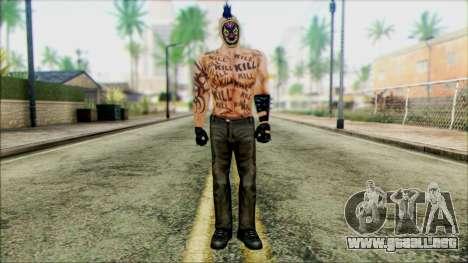 Manhunt Ped 16 para GTA San Andreas