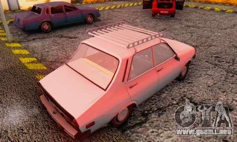 Dacia 1310 TX Stock v1 para la visión correcta GTA San Andreas