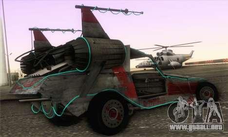 Space Docker from GTA V para GTA San Andreas left
