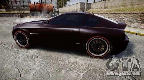 GTA V Schyster Fusilade v2 para GTA 4 left