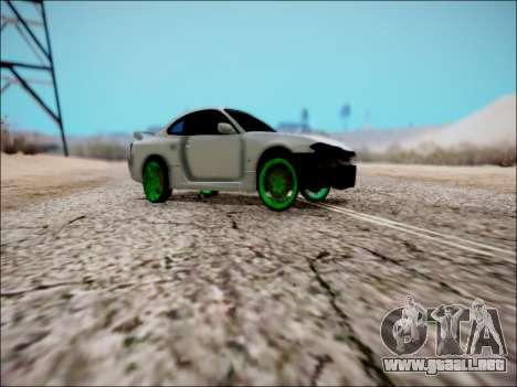 Nissan Silvia S15 para la vista superior GTA San Andreas