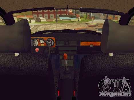 GAS-24-12 coche fúnebre para la visión correcta GTA San Andreas