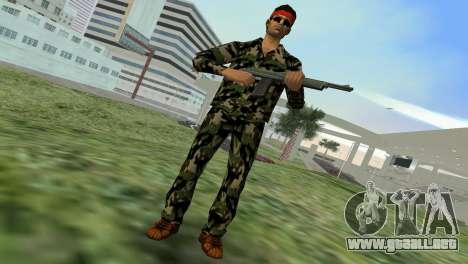 Camo Skin 01 para GTA Vice City segunda pantalla