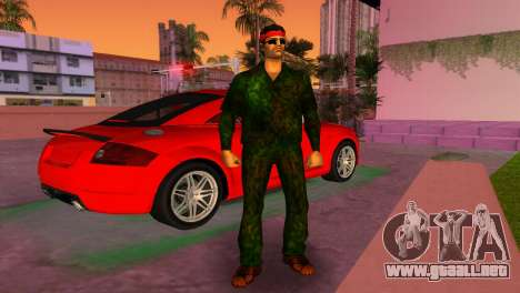 Camo Skin 14 para GTA Vice City segunda pantalla