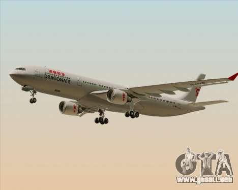 Airbus A330-300 Dragonair para el motor de GTA San Andreas