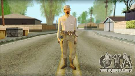 Abstergo security BETA para GTA San Andreas