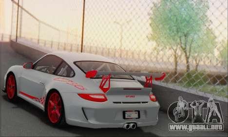 Porsche 911 GT3 2010 para la visión correcta GTA San Andreas