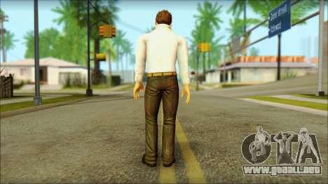 Dead Or Alive 5 Jann Lee 3rd Outfit para GTA San Andreas segunda pantalla