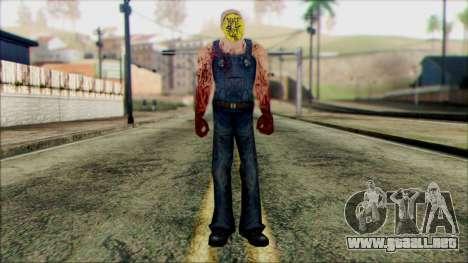 Manhunt Ped 15 para GTA San Andreas