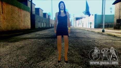 Bfyri from Beta Version para GTA San Andreas