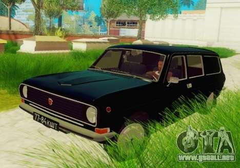 GAS-24-12 coche fúnebre para GTA San Andreas