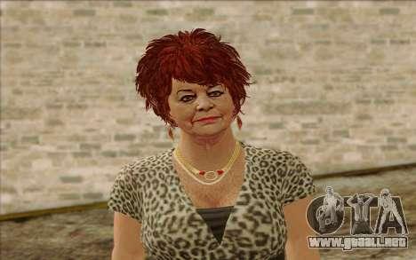 Trevor Phillips Skin v1 para GTA San Andreas tercera pantalla
