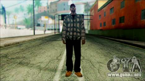 Bmypol2 from Beta Version para GTA San Andreas