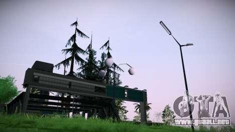 La Aduana Por Makar_SmW86 para GTA San Andreas sucesivamente de pantalla