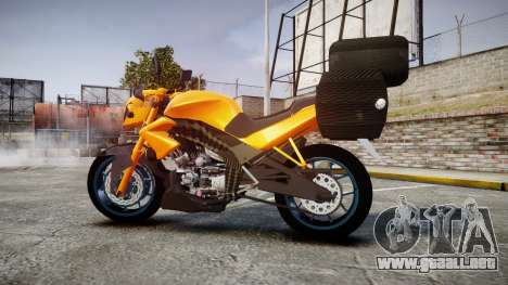 Yamaha V-ixion 150cc para GTA 4 left