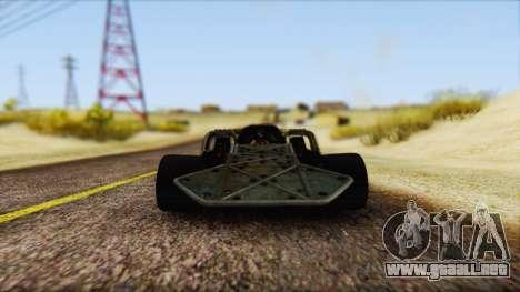 Graphic Unity V4 Final para GTA San Andreas décimo de pantalla