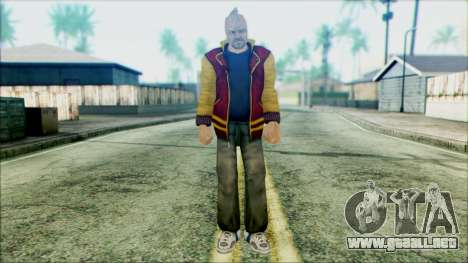 Manhunt Ped 17 para GTA San Andreas