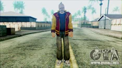 Manhunt Ped 17 para GTA San Andreas