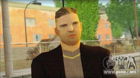 Italian Mafia Mobster para GTA San Andreas tercera pantalla