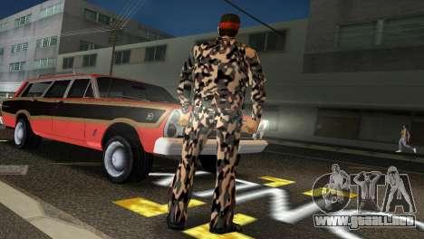 Camo Skin 08 para GTA Vice City segunda pantalla