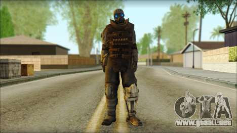 Beltway from RE: Operation Raccoon City para GTA San Andreas