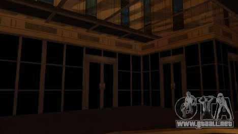 Texturas en HD skate Park y hospital V2 para GTA San Andreas sucesivamente de pantalla