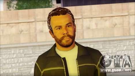 GTA 5 Ped 4 para GTA San Andreas tercera pantalla