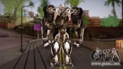 Bumblebee v3 para GTA San Andreas segunda pantalla
