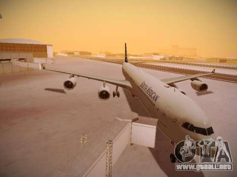 Airbus A340-600 South African Airways para GTA San Andreas