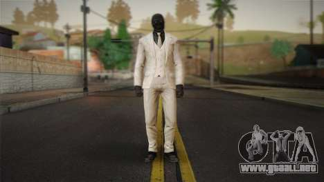 Black Mask para GTA San Andreas