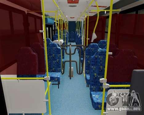 Caio Induscar Apache S21 Volksbus 17-210 Manaus para GTA San Andreas vista hacia atrás