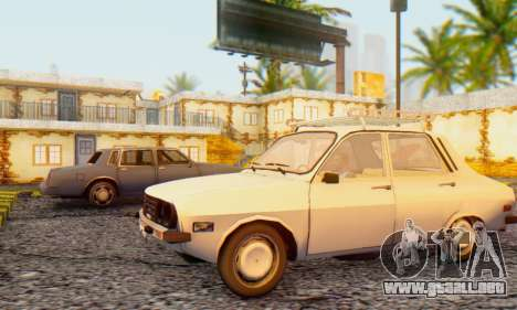 Dacia 1310 TX Stock v1 para GTA San Andreas left
