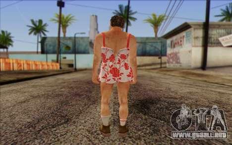 Trevor Phillips Skin v2 para GTA San Andreas segunda pantalla