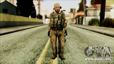 Fighter (PLA) v3 para GTA San Andreas