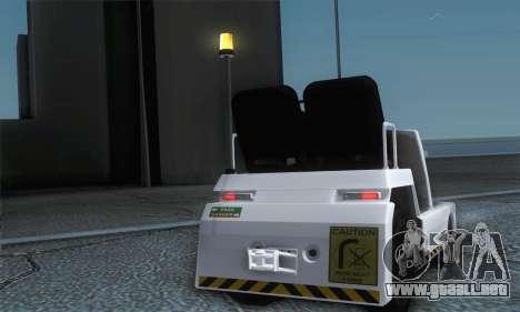 Airtug FlyUS (IVF) para la visión correcta GTA San Andreas