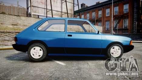 Fiat 147 Spazio-TR para GTA 4 left
