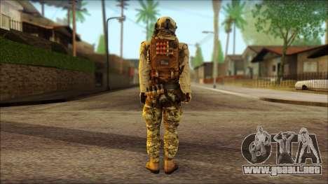 USAss from BF4 para GTA San Andreas segunda pantalla