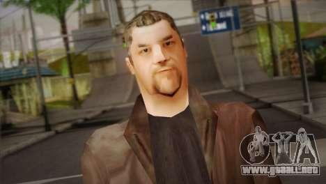 Russian Mafia Skin para GTA San Andreas tercera pantalla