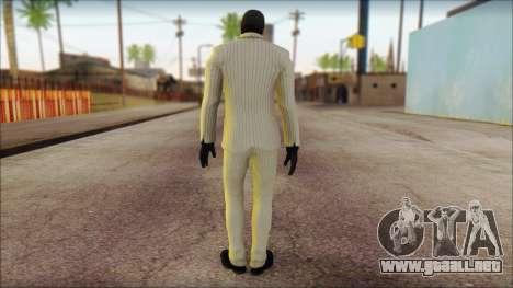 Black Mask From Batman: Arkham Origins para GTA San Andreas segunda pantalla