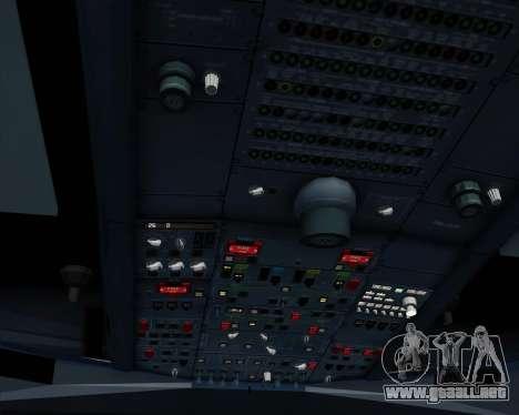 Airbus A330-300 Emirates para el motor de GTA San Andreas