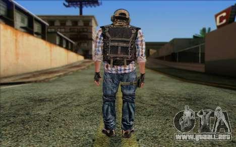 Tanny from ArmA II: PMC para GTA San Andreas segunda pantalla